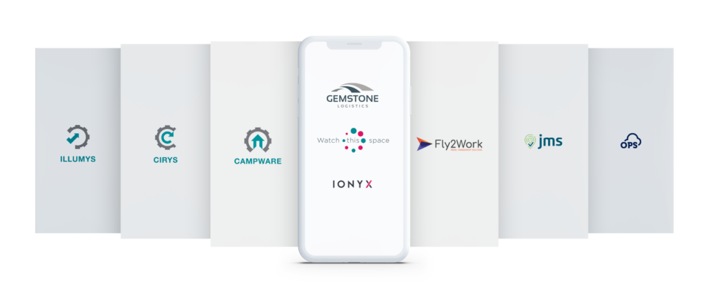 IONYX & Gemstone Logistics Partnership | Suite of advanced software products