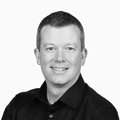 IONYX team members | Commercial Director, Mark Simpson